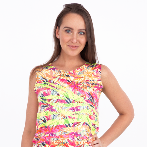 Tropical Mess / Loose Top