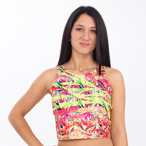 Leandra / Crop Top