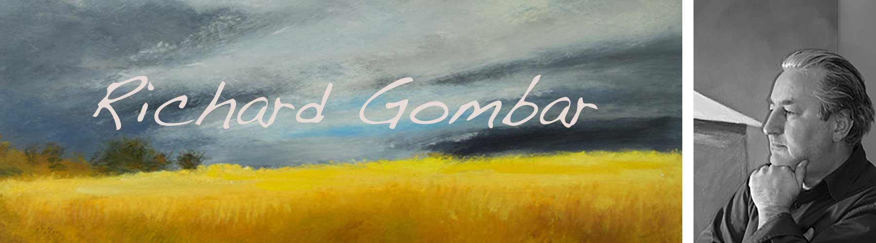 Richard Gombar Vermont fine art landscape painter