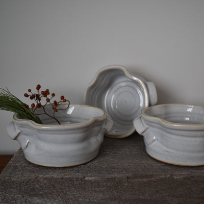 Ceramic Soup Bowl With Handles
