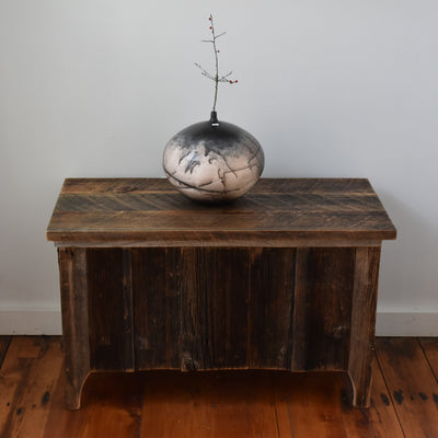 Rustic Wood Reclaimed Table/Chest