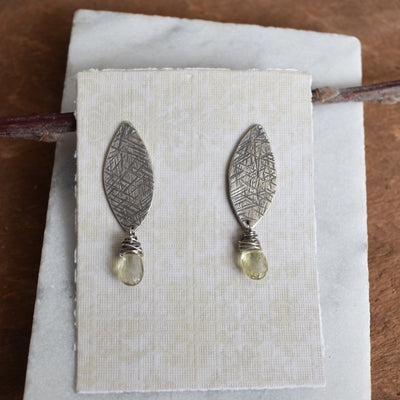 Lemon Drop Earrings