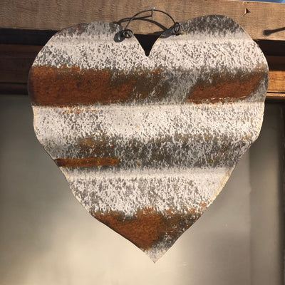 Traditional Metal Heart
