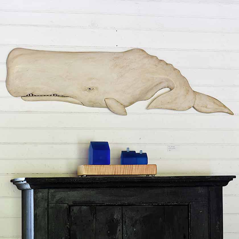 Moby Whale Wall Plaque-XL