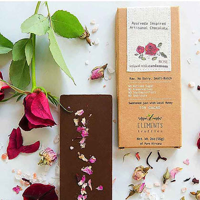 Ayurveda Inspired Artisan Chocolate
