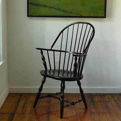 New England Windsor Kings Back Chair