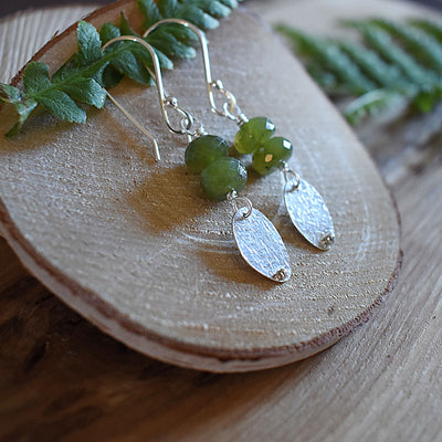 Cairn Jade Earrings