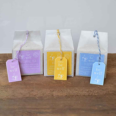Tea Bag Soap