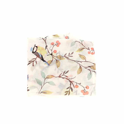 Birds In A Cherry Tree Scarf