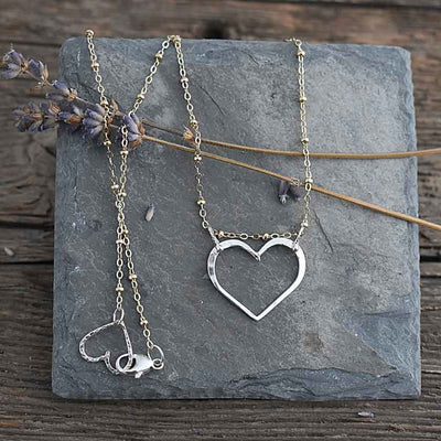Heart Centered Necklace