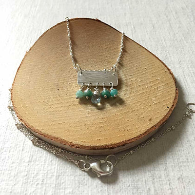 Cleansing Rain Necklace
