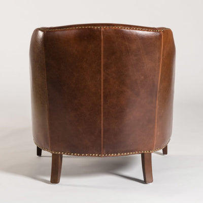 Tolle Leather Chair