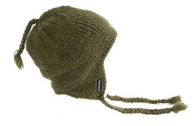 Sustainable Handmade Wool Hat