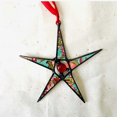 Stained Glass Stars