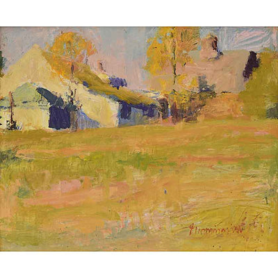 VT plein-air painter Mary Giammario
