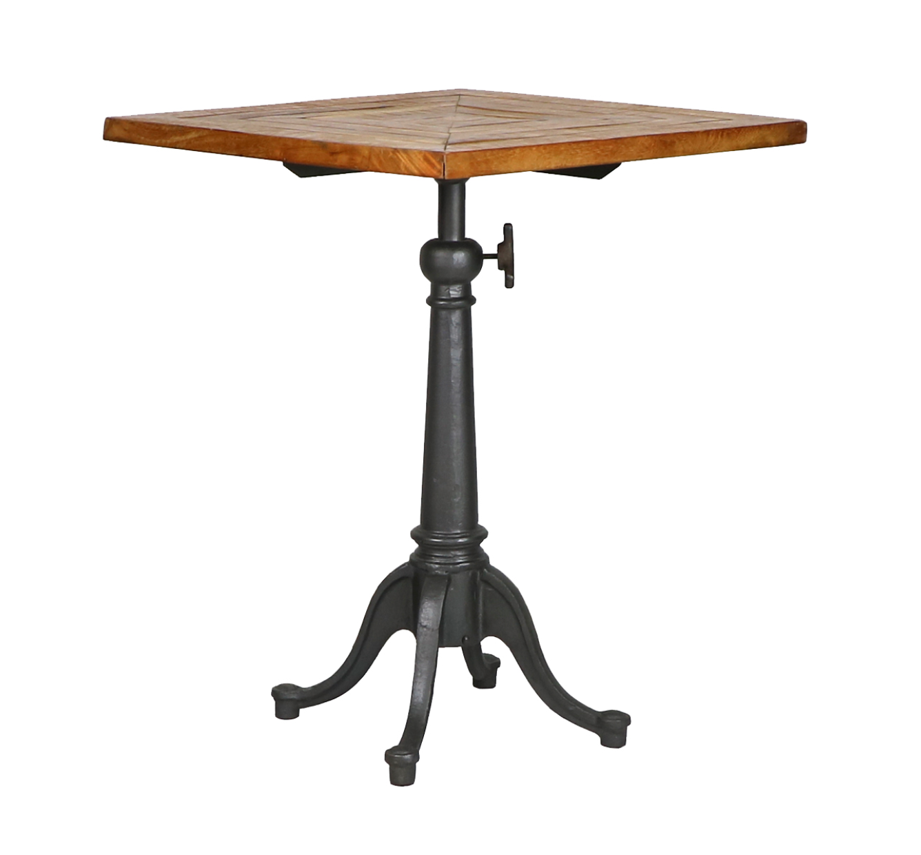 round french cafe table