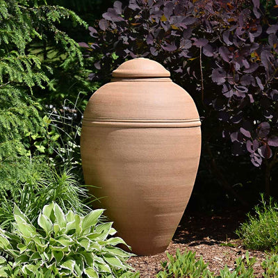 "Ceramic Garden Vessel-33"" Tall"