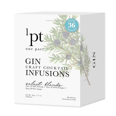 Craft Cocktail Infusions - Gin