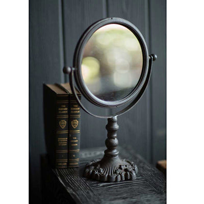 Cast Iron Vanity Mirror