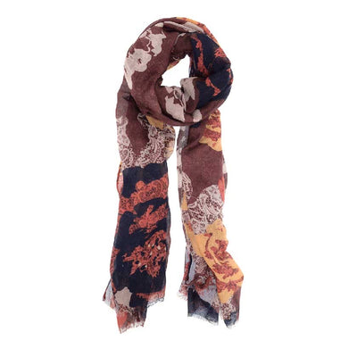 Lacey Bloom Scarf