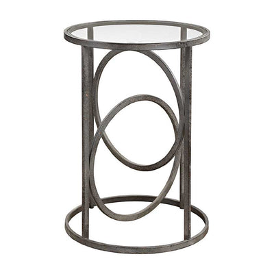 Double Loop Accent Table