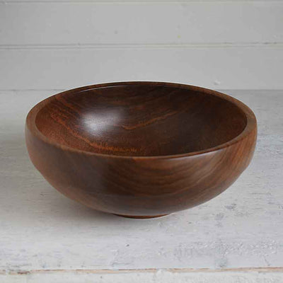 "7"" Walnut Bowl"
