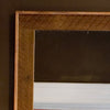 Reclaimed Barnwood Mirror 41x29