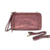 Clutch Handbag-Plum