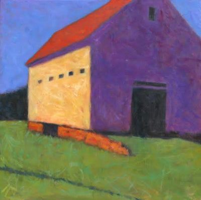 Oil Painting by artist Peter Batchelder