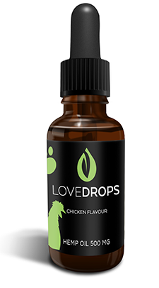 Love Drops 500mg