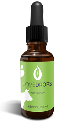 Love Drops 250mg