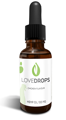 Love Drops 100mg