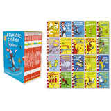 A Classic Case of Dr Seuss - 20 Book Set - Gift Box Collection Pack