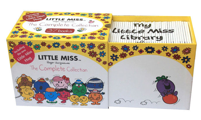 Little Miss Complete Collection by Roger Hargreaves