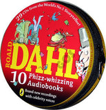 Roald Dahl Collection 10 Phizz-whizzing Audio books 29 CD Set Tin Pack