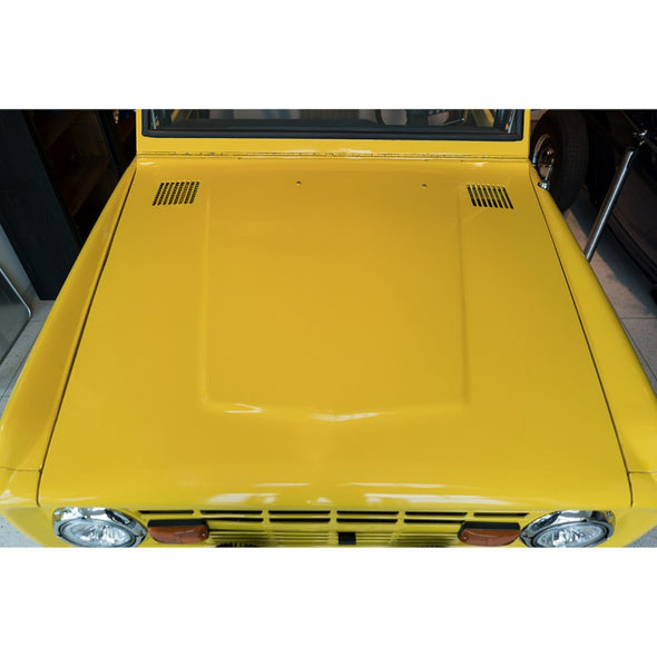 1966-77 Ford Bronco Hood with Washer Holes & Vents