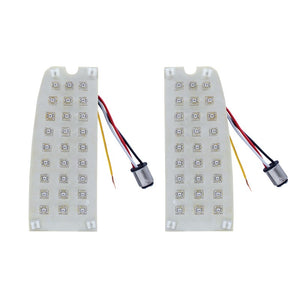 1967-77 Ford Bronco LED Sequential Tail Lamp, Pair