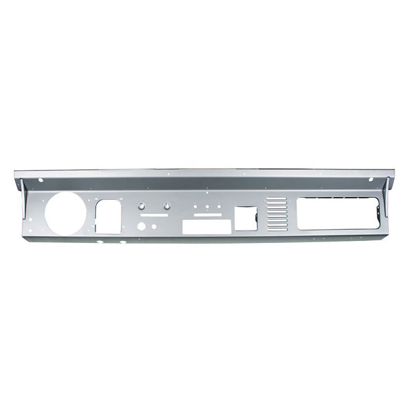 1973-77 Style Dash Panel with Single DIN Radio Cutout for 1966-77 Ford Bronco
