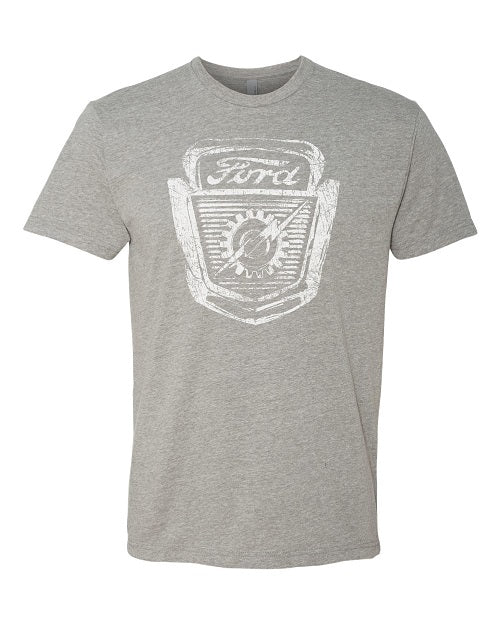 Ford F-100 Hood Badge Vintage Wash Premium T-Shirt