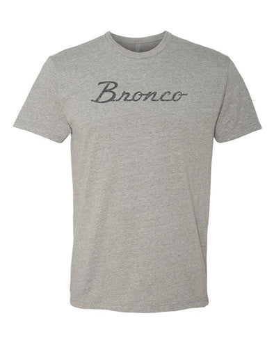 Kids Ford Bronco Script Vintage Wash Premium T-Shirt