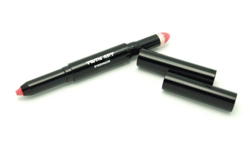 Christian Dior Twin Set Eyeshadow Color Stick and Blending Powder - 840 Ballerina Pink - eckoYak