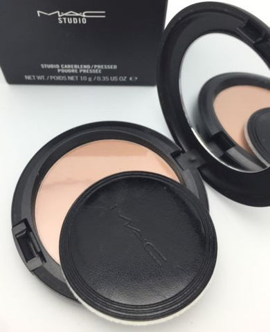 MAC Studio Careblend Pressed Powder - Medium Plus - eckoYak