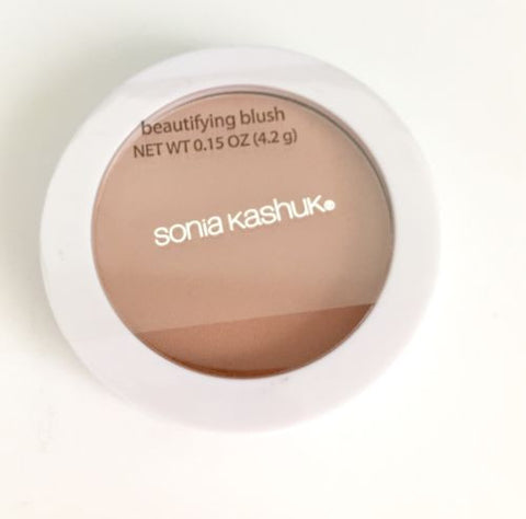 Sonia Kashuk Beautifying Blush - #10 Nude (Perfect Bronzer) - eckoYak
