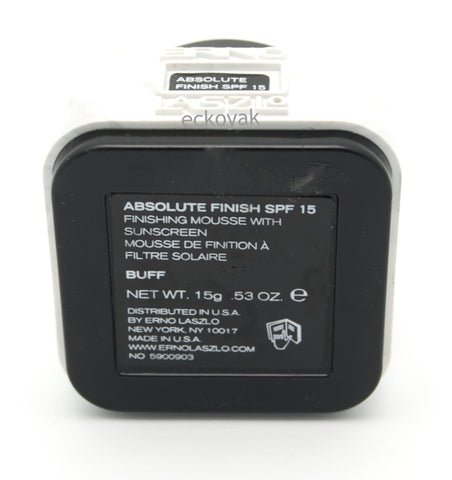 Erno Laszlo Absolute Finish SPF 15 - Buff