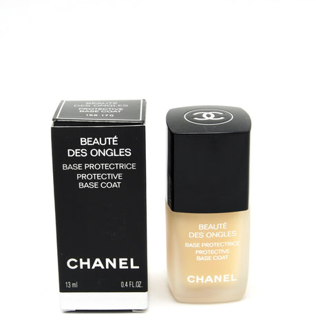 Chanel Beaute Des Ongles Protective Base Coat (Discontinued) - eckoYak
