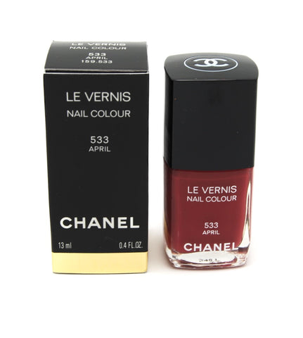 Chanel Le Vernis Nail Colour - 533 April (Limited Edition) - eckoYak