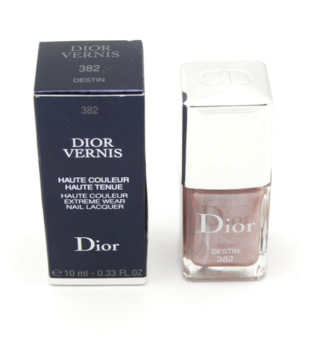 Christian Dior Nail Lacquer - 382 Destin - Limited Edition - eckoYak