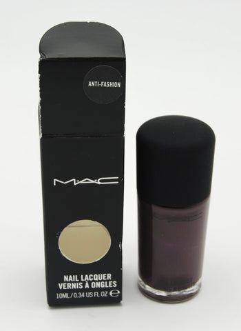 MAC Nail Lacquer Anti-Fashion (Discontinued) - eckoYak