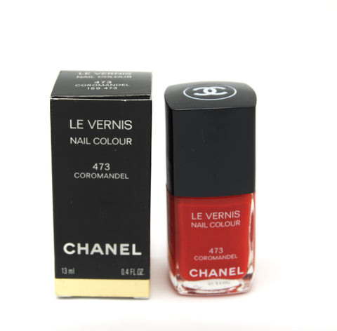 Chanel Le Vernis Nail Colour - 473 Coromandel - Limited Edition - eckoYak