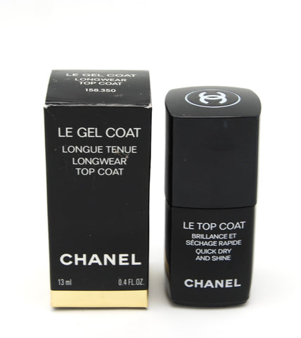 Chanel LE TOP COAT Quick Dry and Shine - eckoYak